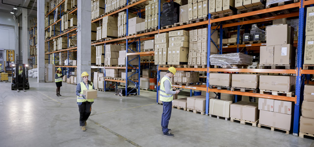 Warehouse-Delivery-Papers